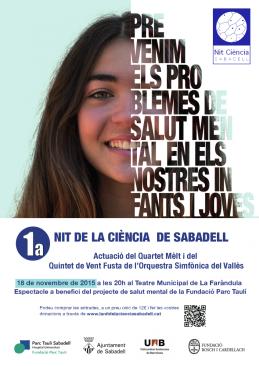 Cartell Nit Ciencia 0303