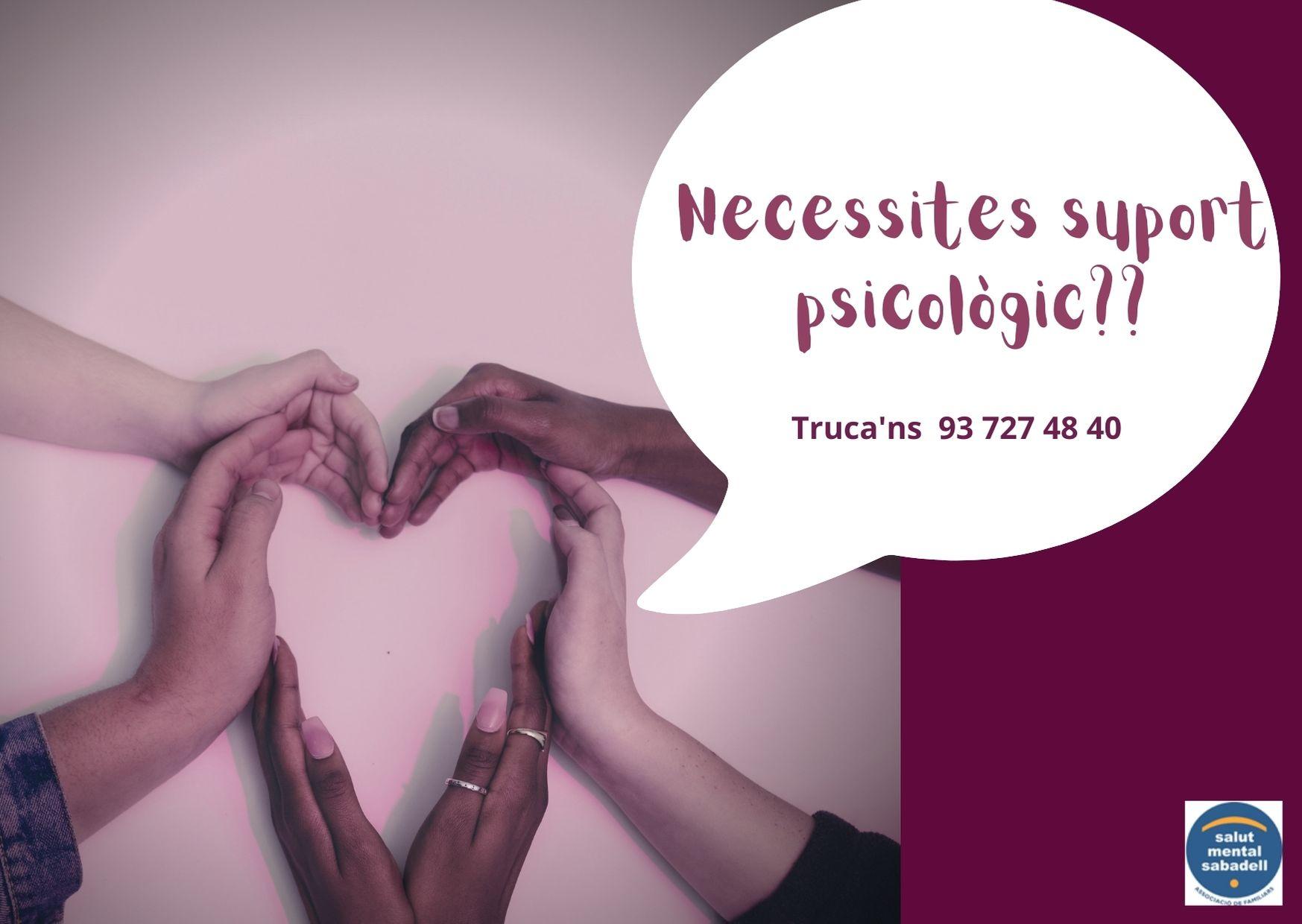 Et podem ajudar